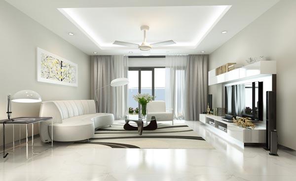 Top 6 mẫu thiết kế chung cư phong cách hiện đại - FVHOME- Build ...